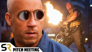 Furious 7 Pitch Meeting