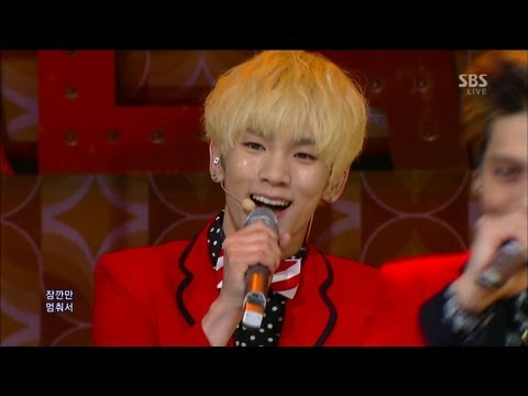 샤이니 (SHINee) [Dream Girl] @SBS Inkigayo 인기가요 20130303