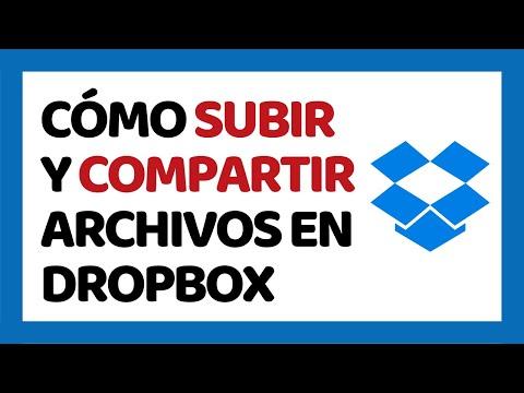 ¿Que es Dropbox, para que sirve y como funciona? - Tutorial Español - David Gonzalez Musica ...