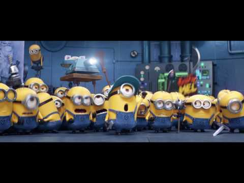 GRU 3 ? MI VILLANO FAVORITO Spot 6 HD