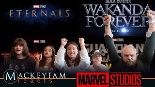 Marvel Studios Celebrates The Movies - REACTION and REVIEW!!!!