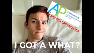 2019 AP SCORE REACTION!!!!! | GOODBYE COLLEGE BOARD FOREVER