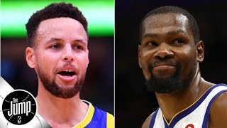 Steph Curry committed to Team USA for the 2020 Olympics -- will more superstars join? | The Jump