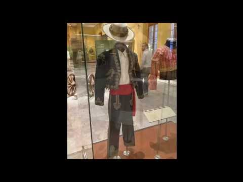 Exhibicion La moda en la Independencia Mexicana