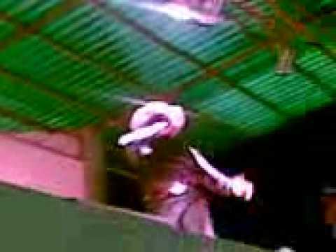 Carlos Melendez el negro Rompe colchon  en vivo calabozo amanecer llanero nov 2008