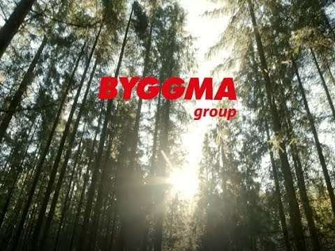 Byggma Group presentation ENG - Industrial group with focus on innovation and sustainable materials.