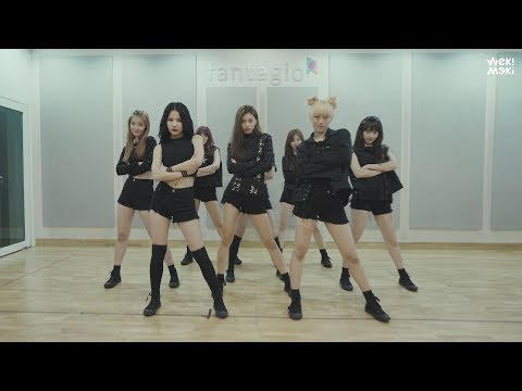 Weki Meki 위키미키 - I don't like your Girlfriend DANCE PRACTICE