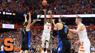 Syracuse Hits 3 Buzzer Beaters | Moments of the Year