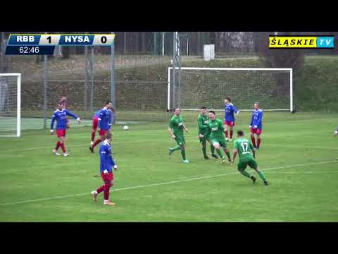 Rekord Bielsko-Biała - Polonia Nysa 3:0