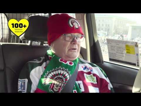 Taxi Göteborg - Vi älskar Göteborg, del 1