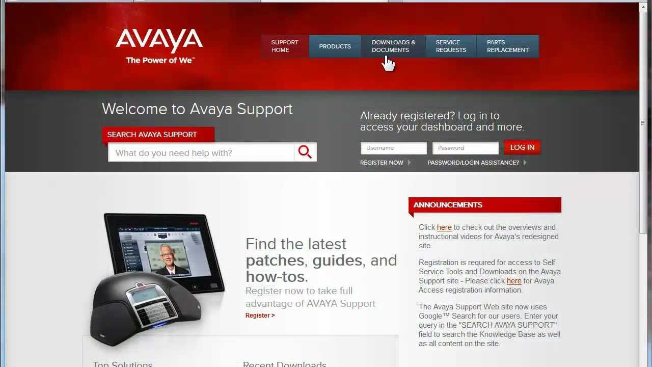 It Support: Avaya It Support