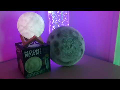 Moon Beam - The LED Light that brings the power of the moon to your room