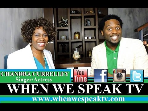 Jermaine Sain interviews Actress/Singer Chandra Currelley
