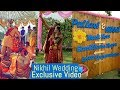Hero Nikhils Wedding Exclusive Visuals   Nikhil Making Fun With Pallavi Varma   IG Telugu