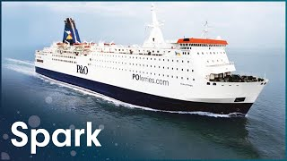 Ferry Strip Down | Engineering Giants | Spark
