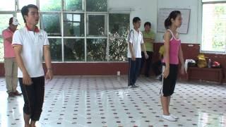 aerobic Con cào cào
