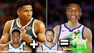 I Made Giannis Antetokounmpo The Greatest Shooter In NBA History...Here Was The Result