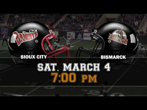 Bismarck Bucks Promo   BBN 3 1 17