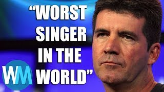 Top 10 Most Savage Simon Cowell Insults