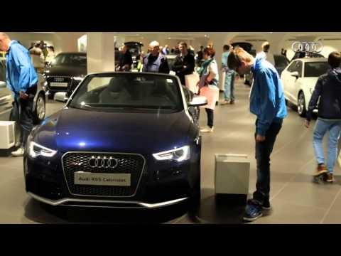Audi Tradition 2015