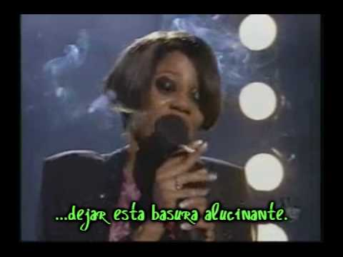 Mad TV parody (subtitulado) - Whitney Houston screws up the classics parodia (sub español)