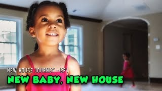 NEW BABY, NEED A NEW HOUSE | NEW HOUSE JOURNEY EP1