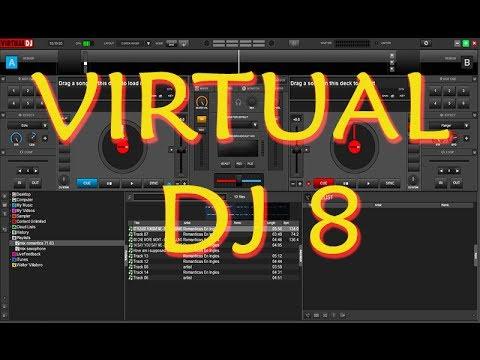 Virtual Dj 8 Mejoras y Caracteristicas Hablando de virtual dj 8