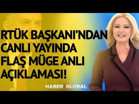 RTÜK Başkanı'ndan Flaş Müge Anlı ve Evlilik Programları Açıklaması | Az Önce Konuştum