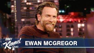 Ewan McGregor on Keeping Obi-Wan Return a Secret