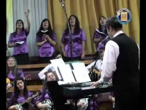 CORO ISRAEL - ME HIRIO EL PECADO (Himno 192)