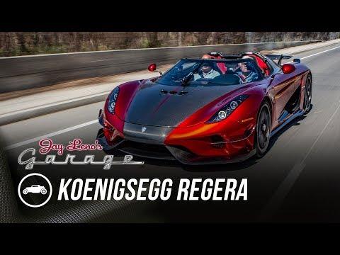 2018 Koenigsegg Regera - Jay Leno's Garage