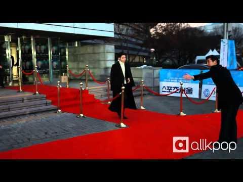 24th Seoul Music Awards red carpet: Taemin