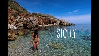 SICILY TRAVEL VLOG - WHAT TO SEE IN SICILY IN 9 DAYS