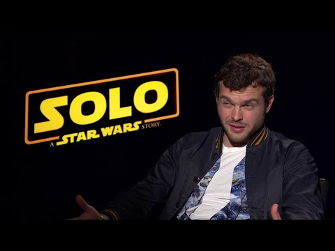 Alden Ehrenreich: 'It was sad' that original version of 'Solo' didn't get made