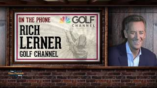 Golf Channel's Rich Lerner Previews the U.S. Open & More w/Dan Patrick | Full Interview | 6/13/18