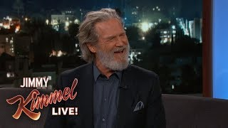 Jeff Bridges Can Help You Sleep