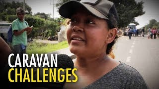 "Caravan report UPDATE: ""We are all the organizers"" | David Menzies"
