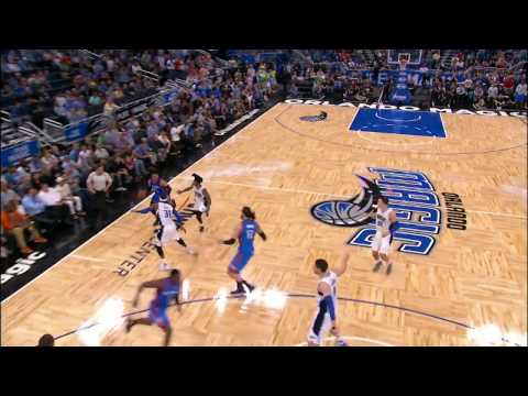 Russell Westbrook Forces OT with CLUTCH 3-Pointer! l March 29, 2017