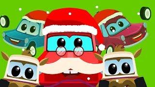 Jingle Bells   Zeek and friends   Videos for babies   Fun car Cartoon
