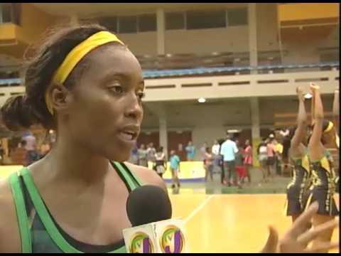 Sunshine Girls Tie Vs Barbados