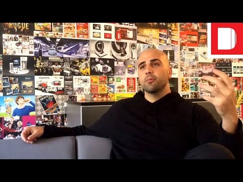 Omid Farhang | What Does It Take To Be A Great Creative?