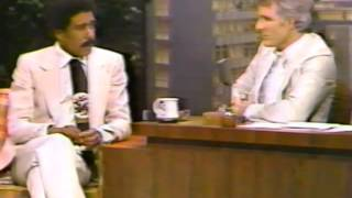 Groovy Movies: Steve Martin interviews Richard Pryor U.S. TV 6/19/78