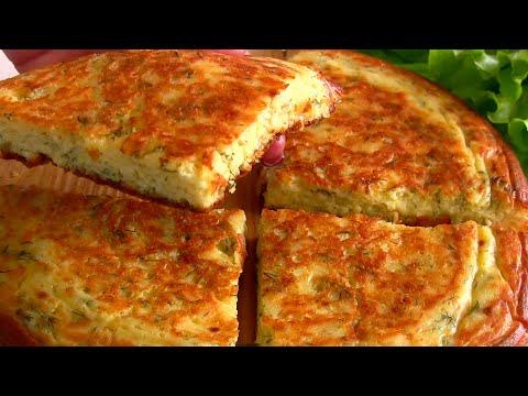 Рецепт Находка! ЛЕНИВЫЙ ХАЧАПУРИ/Супер Вкуснейший Быстрый Завтрак!