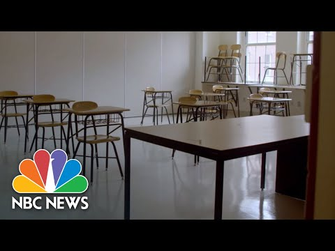 Reporting For School...Remotely | NBC News