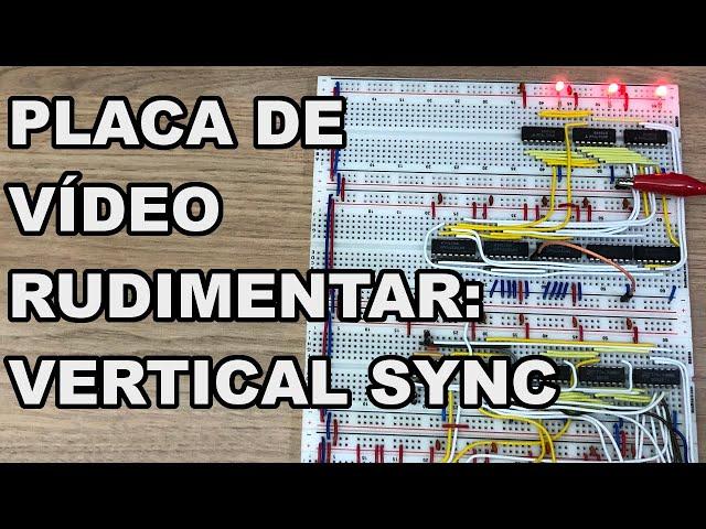 GERANDO MAIS UM PULSO PARA A PLACA DE VÍDEO | Conheça Eletrônica #217