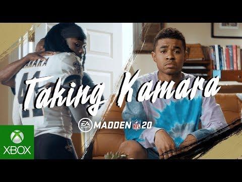 Madden NFL 20   Superstar KO ft. Alvin Kamara