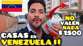 Los PRECIOS de las CASAS en VENEZUELA HOY | ¿Están MUY BARATAS? - Gabriel Herrera