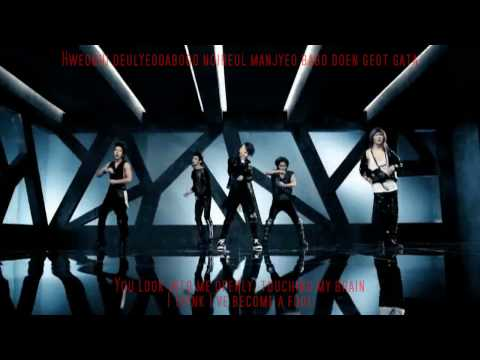 SHINee - Lucifer Full MV (Korean + English Subs)