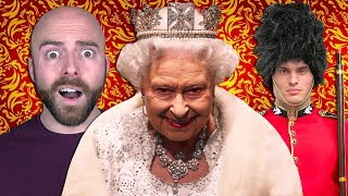 10 Illegal Things The Queen Can Do That You Can't!