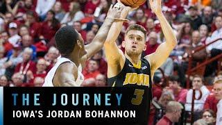 Jordan Bohannon's Big Ten Roots | Iowa | Big Ten Basketball | The Journey